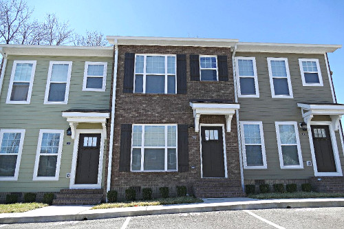 West Broad Cottages Cookeville Apartment Rental Option 2