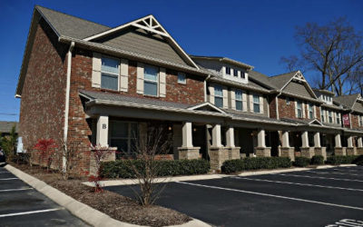 Mansfield Village Cookeville TN Apartments