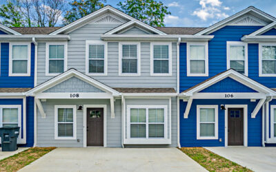 Washington Court Town Homes For Rent In Cookeville